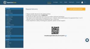 spectrocoin deposit bitcoin2