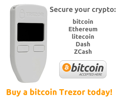 Buy a bitcoin trezor in South Africa
